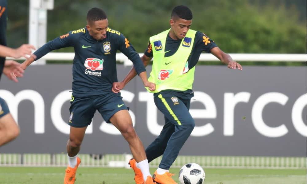 Seleção Brasileira Sub-20 é convocada para amistosos contra o México ec878ae736010