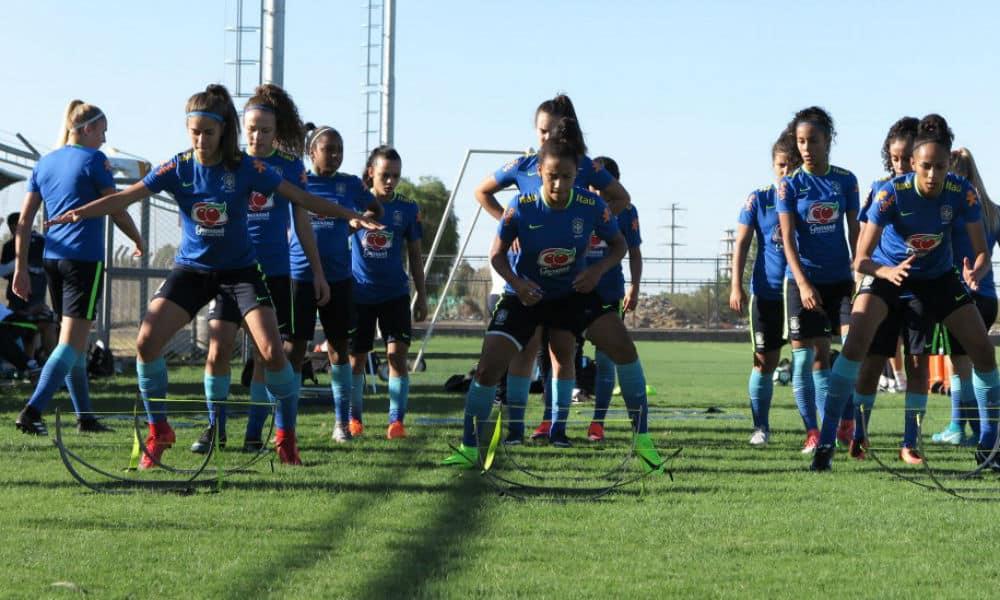 Seleção Brasileira Feminina Sub-17 é convocada para torneio amistoso e676e6b794635