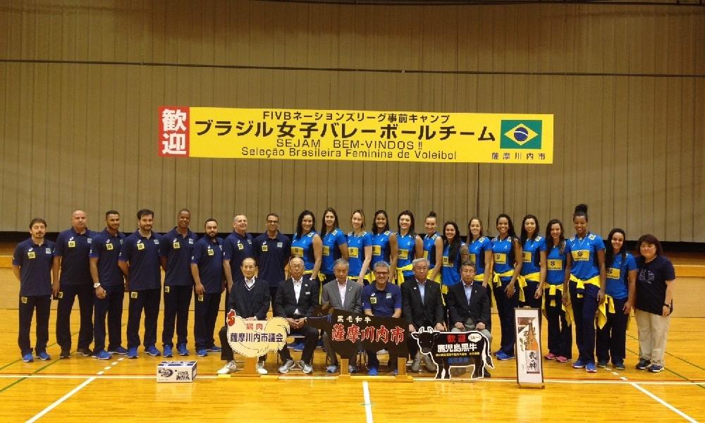Brasil inicia preparação para Fase Final da Liga das Nações