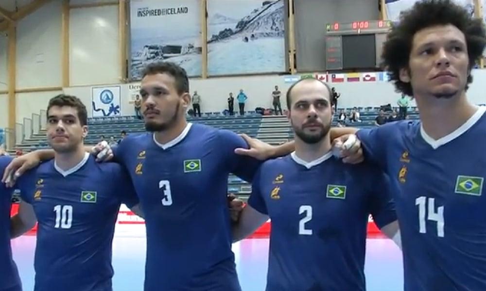 Brasil conquista terceira vitória seguida no Pan-Americano