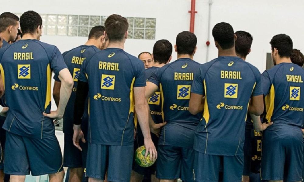 COB testa Time Brasil para Jogos Olímpicos de Tóquio 2020