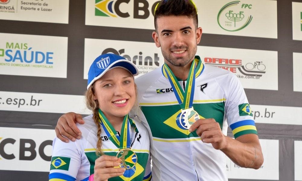 Tamires Radatz e Lauro Chaman garantem título em Maringá