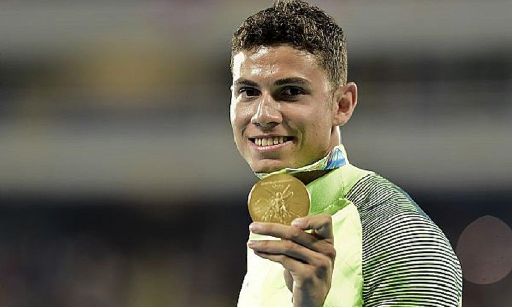 Thiago Braz Vivência Olímpica