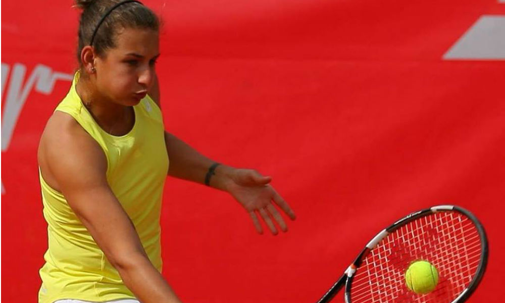 Eduarda Piai sofre derrota na semifinal do ITF de Nis