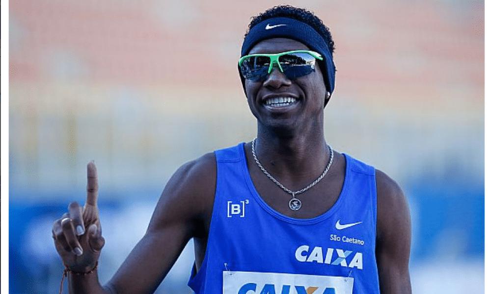 Thiago André, dos 800m e 1500m indoor de atletismo jogos olímpicos tóquio 2020