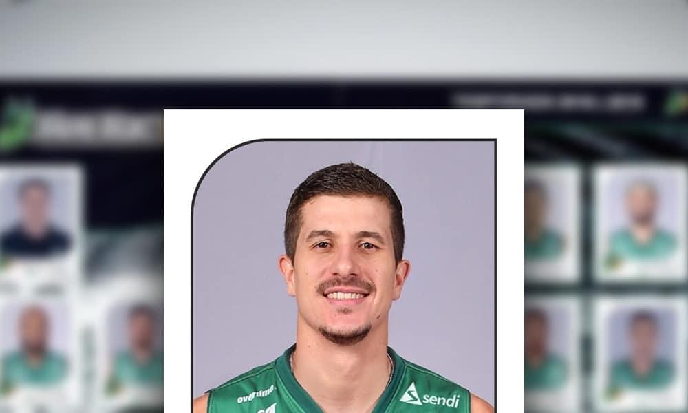 043650f8ac Bauru Basket anuncia a contratação de Renato Scholz. 17 de julho de 2018.  Divulgação