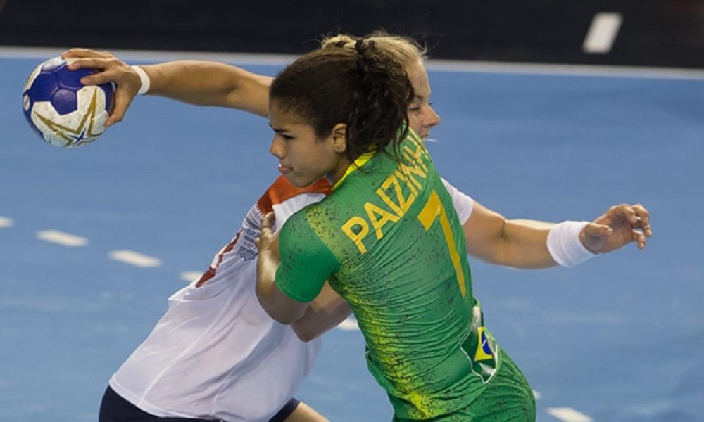 Brasil X Portugal - Mundial Sub-21 feminino de handebol