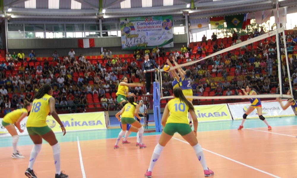 Brasil estreia com vitória sobre o Equador no Sul-Americano