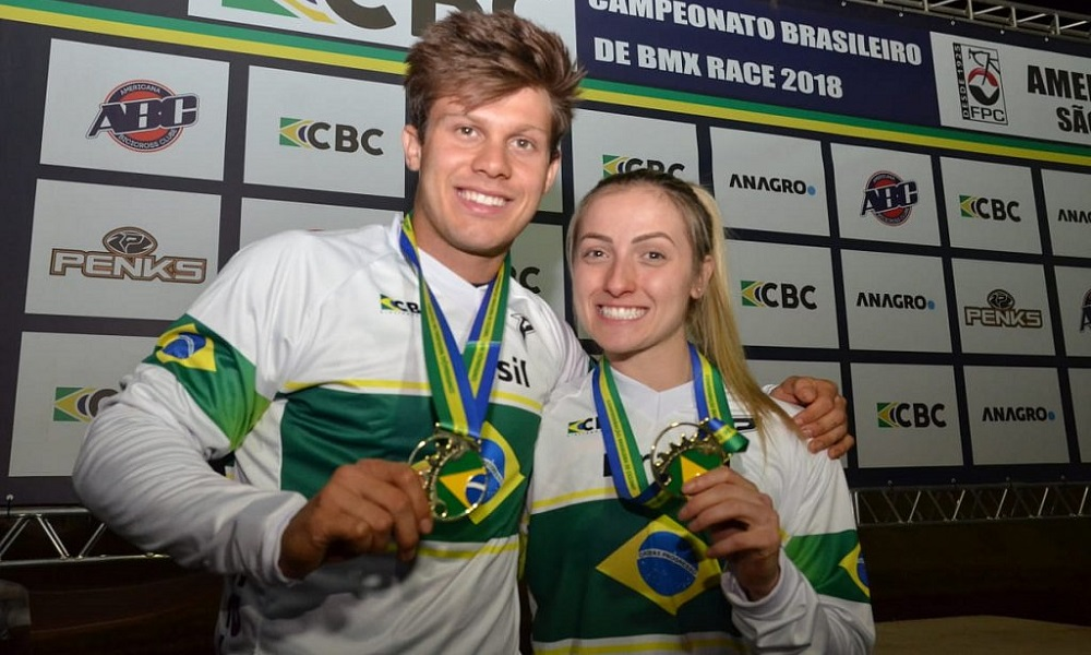 Anderson Ezequiel e Priscilla Stevaux vencem Brasileiro 2018