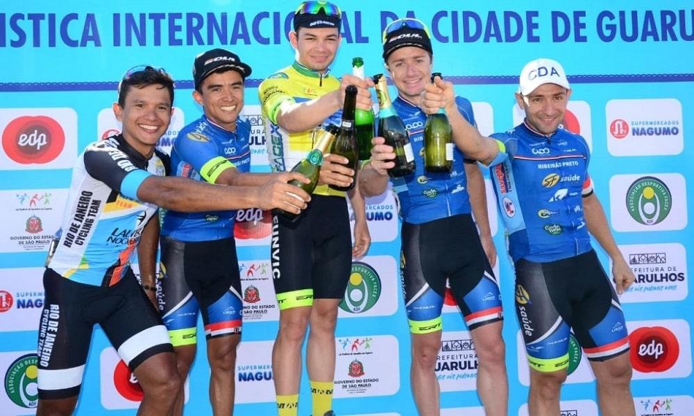 Gabriel Silva vence Volta Ciclística Internacional de Guarulhos