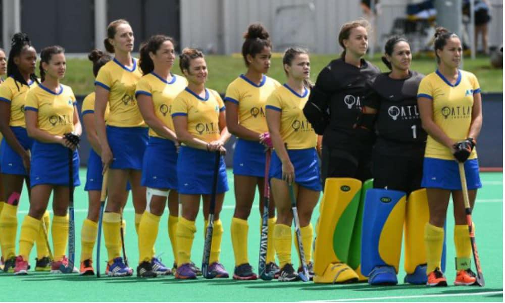 Copa do Mundo de hóquei sobre a grama tem nova qualificação, seleção brasileira feminina tem pouca chances de vaga
