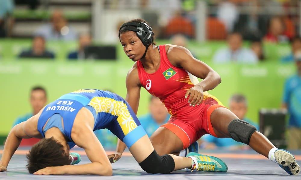 Brasileiros e dominicanos fazem intercâmbio no Parque Olímpico