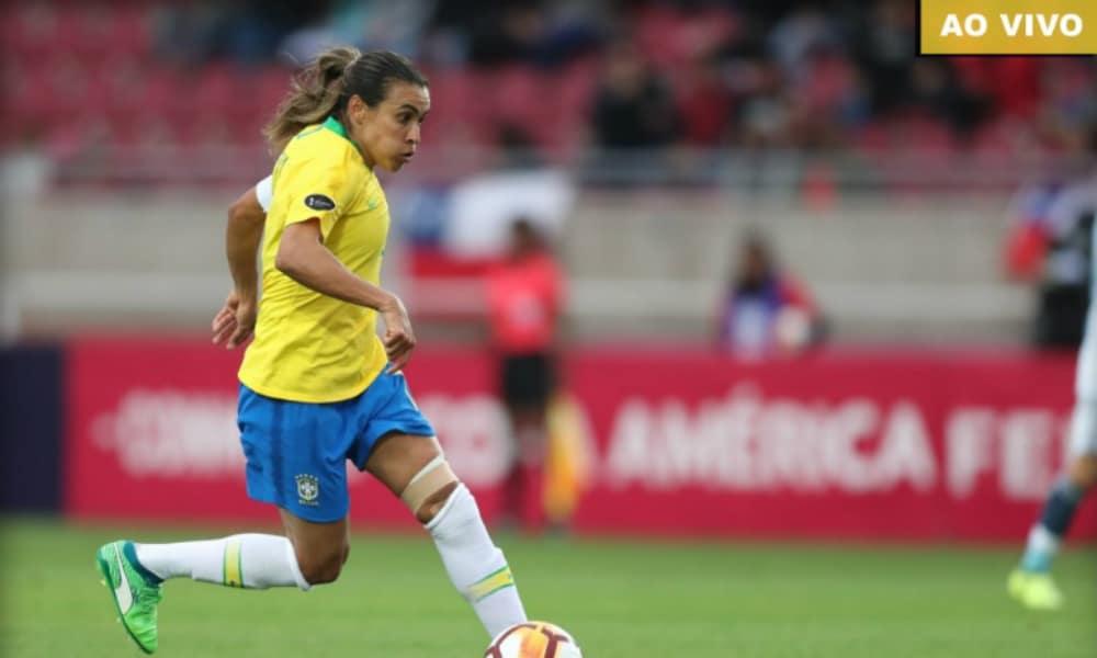 Marta seleção brasileira de futebol feminino