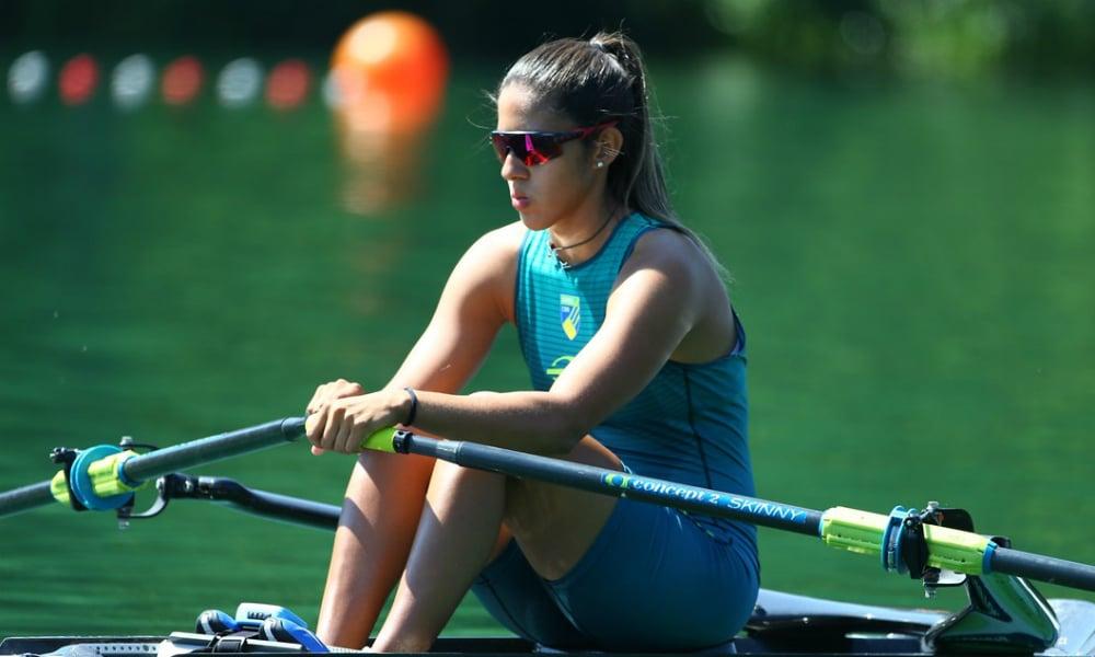 Milena Viana garante participação na final D do Mundial