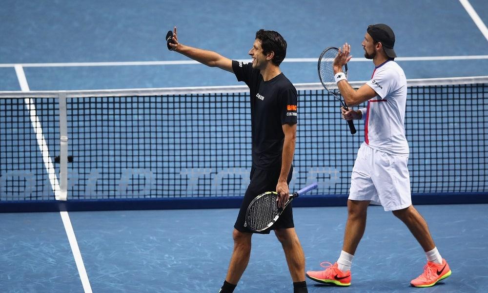 055534e7f39 Marcelo Melo e Kubot estreiam no Masters 1000 de Xangai nesta quarta