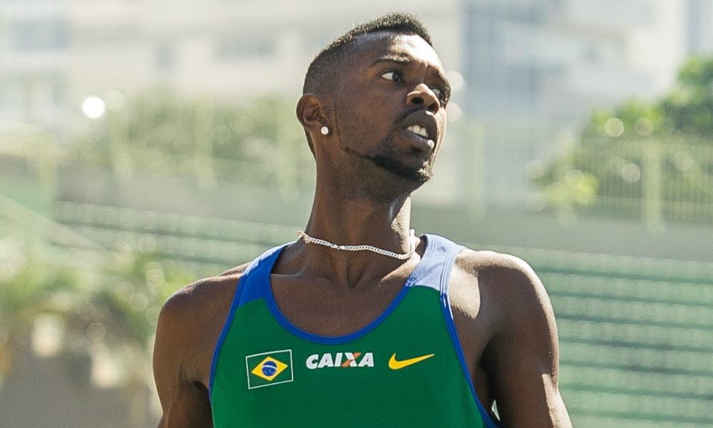Jorge Vides revezamento 4x100m e 200m rasos - Jogos Olímpicos de Tóquio 2020