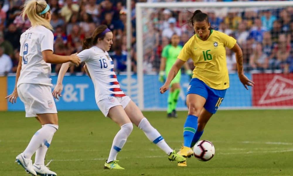 AO VIVO  Brasil x Estados Unidos - Torneio das Nações de futebol feminino 78528a7fa370b