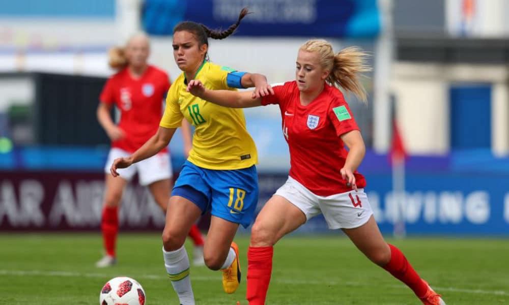 AO VIVO  Brasil x Inglaterra - Copa do Mundo Sub-20 de Futebol Feminino 9f4a52a54d506