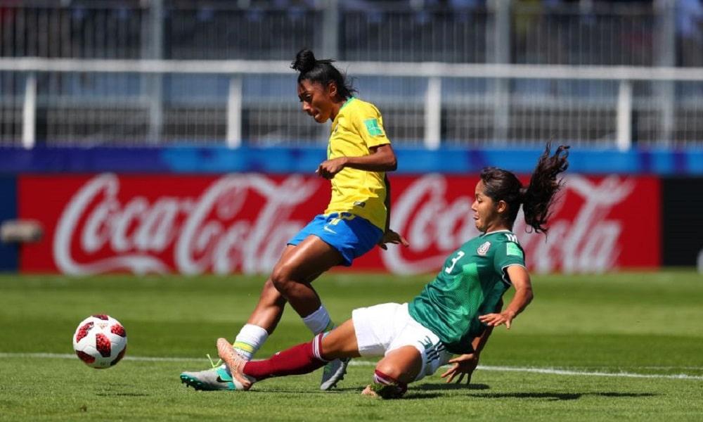 Seleção Feminina Sub-20 estreia com derrota na Copa do Mundo