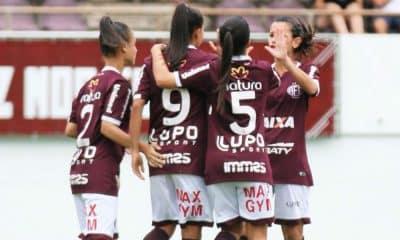 Ferroviária x Cerro Porteño - Libertadores feminina