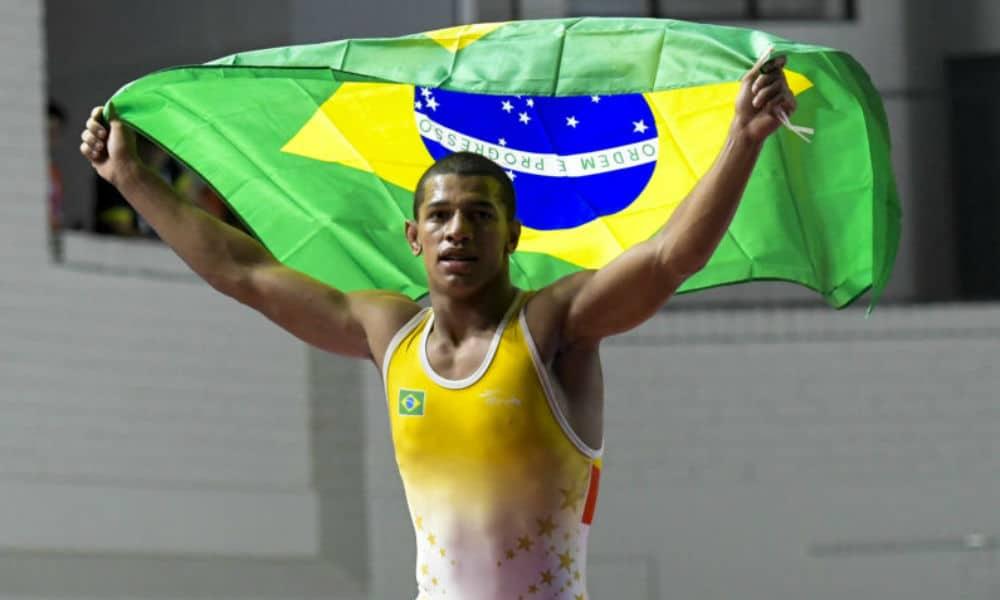 Joílson Júnior Pan-Americano de Wrestling