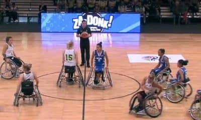 Equipe feminina encerra Mundial de cadeira de rodas em 10º