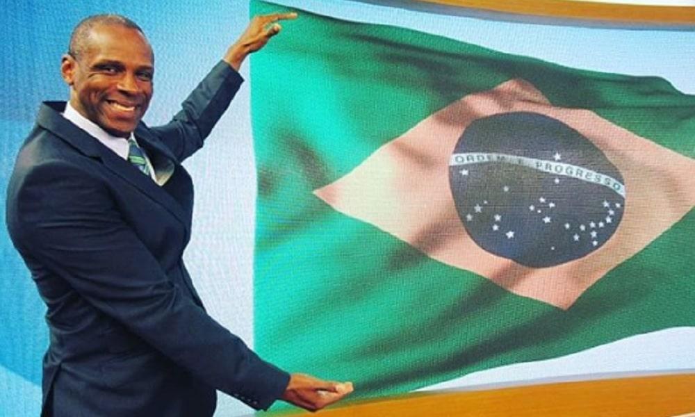 """Robson Caetano pondera: """"O brasileiro não é esportista"""""""