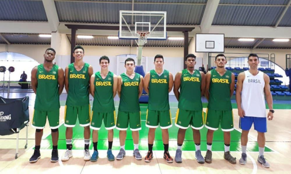 e410884d3 Seleção Brasileira Sub-18 de basquete 3×3 inicia a terceira etapa de  treinamentos para a participação para as Olimpíadas da Juventude