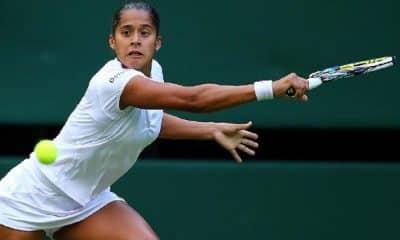 Teliana Pereira cai nas quartas de final na Alemanha