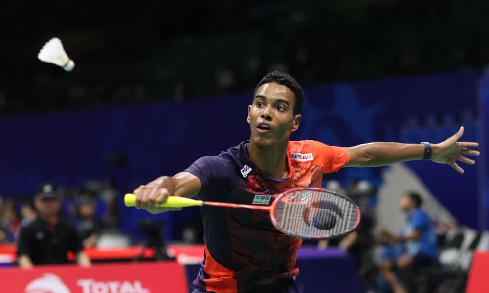 Ygor Coelho Pan-Americano de Lima badminton individual masculino jogos pan-americanos lima 2019