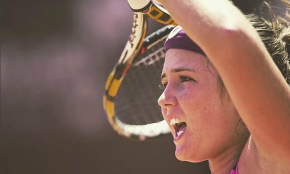Gabriela Cé é vice-campeã do ITF de Assunção, no Paraguai