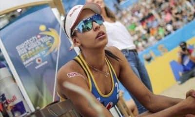 Duda é eleita Melhor Jogadora da temporada 2017/2018 pela FIVB