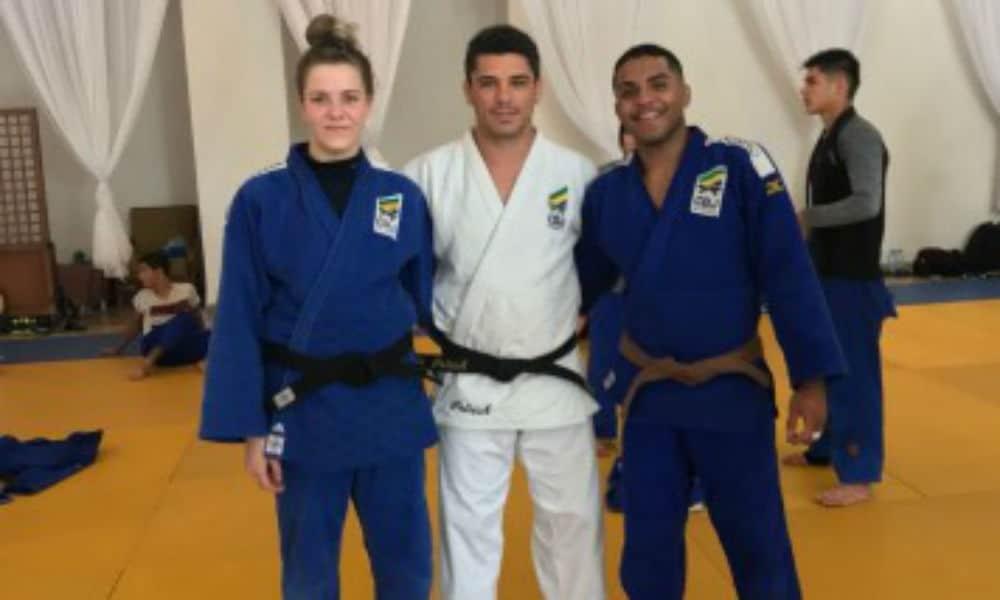 694dced91a Brasil nos Jogos Olímpicos da Juventude - Judô - Olimpíada Todo Dia