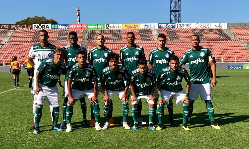 Palmeiras é o primeiro classificado às semis do BR Sub-20 9d9686d2f896c