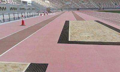 A um ano do Mundial, estádio Doha 2019 já está pronto