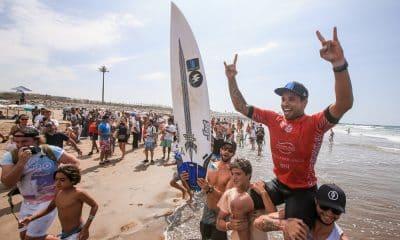 Alex Ribeiro garante o tri do Brasil no QS de Marrocos