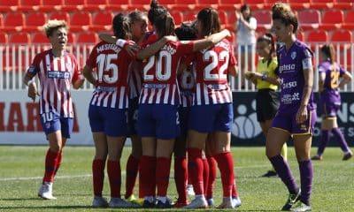 Com gol de Ludmila, Atlético de Madrid vence no Espanhol