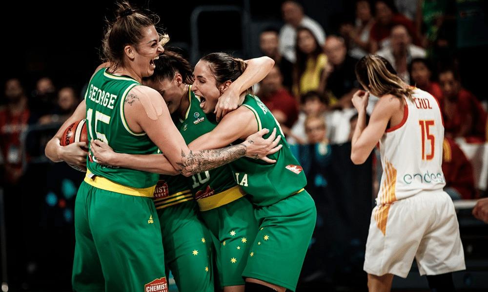 5708b691f8 Austrália e EUA avançam para a final na Copa do Mundo - Olimpíada ...