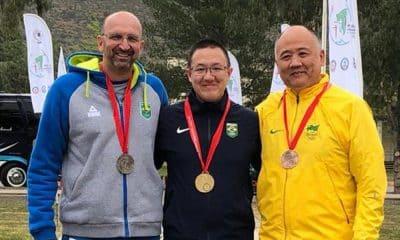 Brasil inicia disputa da Copa Sul-Americana com medalhas