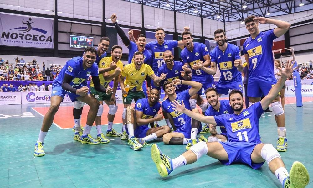b5998d749f Brasil x Porto Rico - Ao vivo - Copa Pan-Americana de vôlei