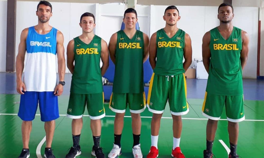 0d79c47ee Brasil nos Jogos Olímpicos da Juventude - Basquete 3x3 - Olimpíada ...