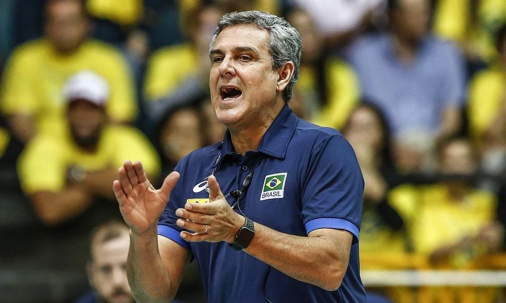 Brasil x Rússia - Montreux Volley Masters - jogos olímpicos tóquio 2020