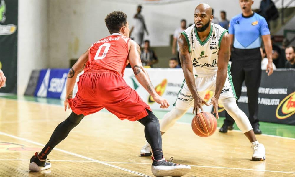 Bauru Basket termina fase regular do Paulista masculino de basquete em 2º  lugar b5e009b9a85