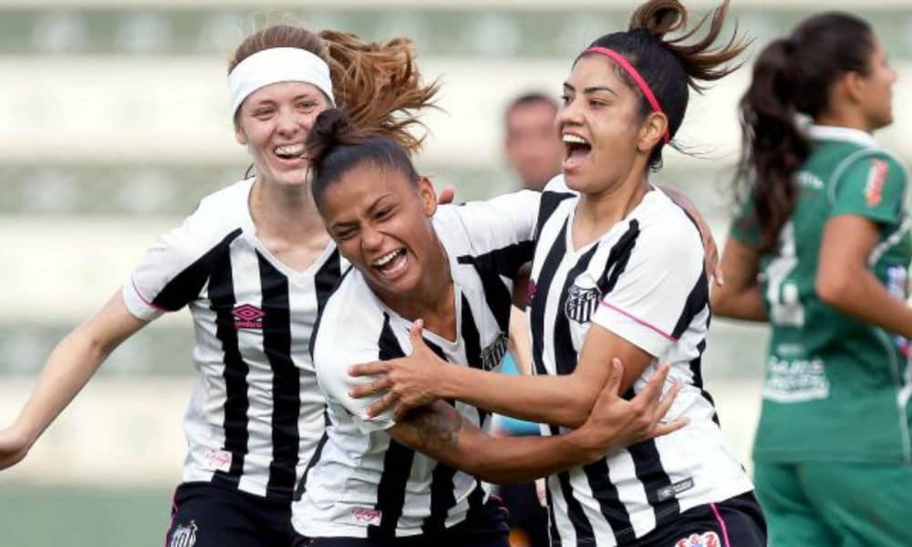Santos vence Rio Preto no 1º jogo da semifinal do Paulista feminino de  futebol 0902fb161081c