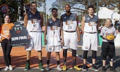 RJ e São Paulo DC representam o Brasil no FIBA 3X3 World Tour