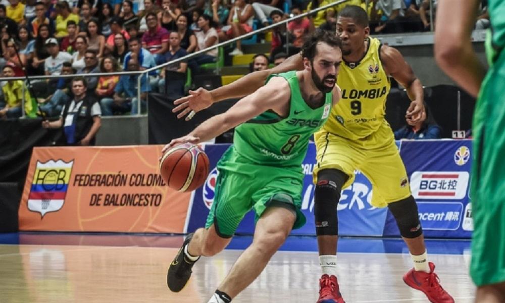 Vitor Benite seleção brasileira de basquete