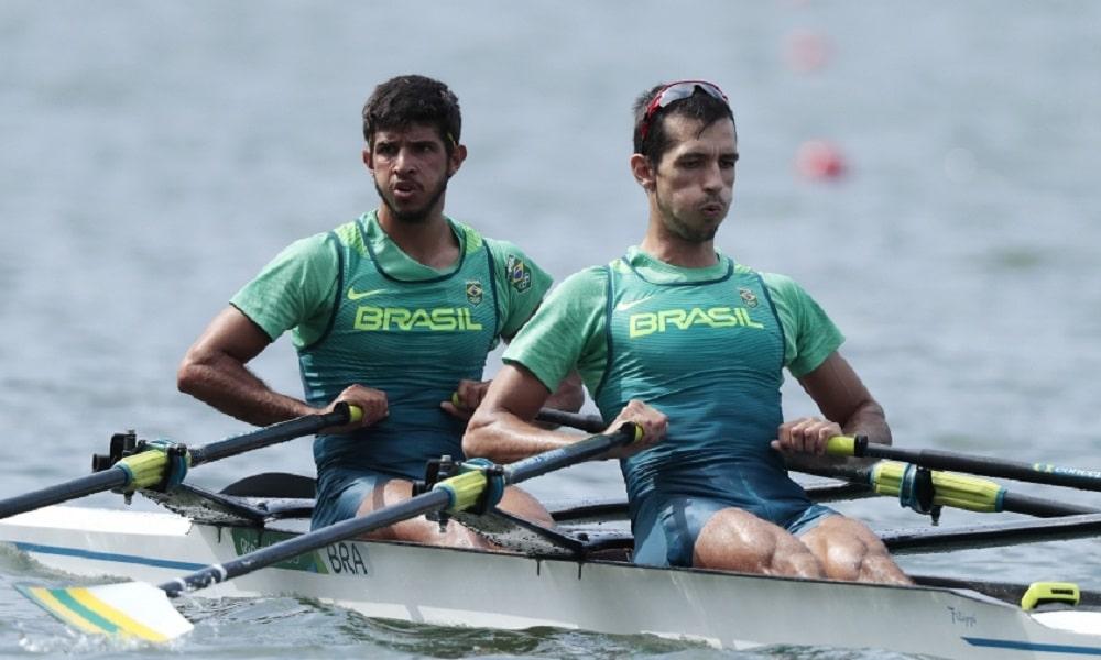 Xavier Vela e Willian Giaretton vão às quartas no Mundial
