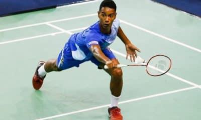 Equipe de Ygor Coelho vence na Liga da Dinamarca de Badminton