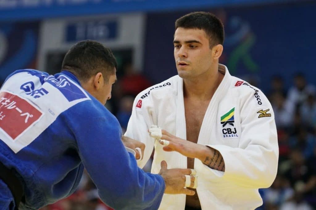 Rafael Macedo judô Jogos Olímpicos de Tóquio 2020 -90kg peso médio