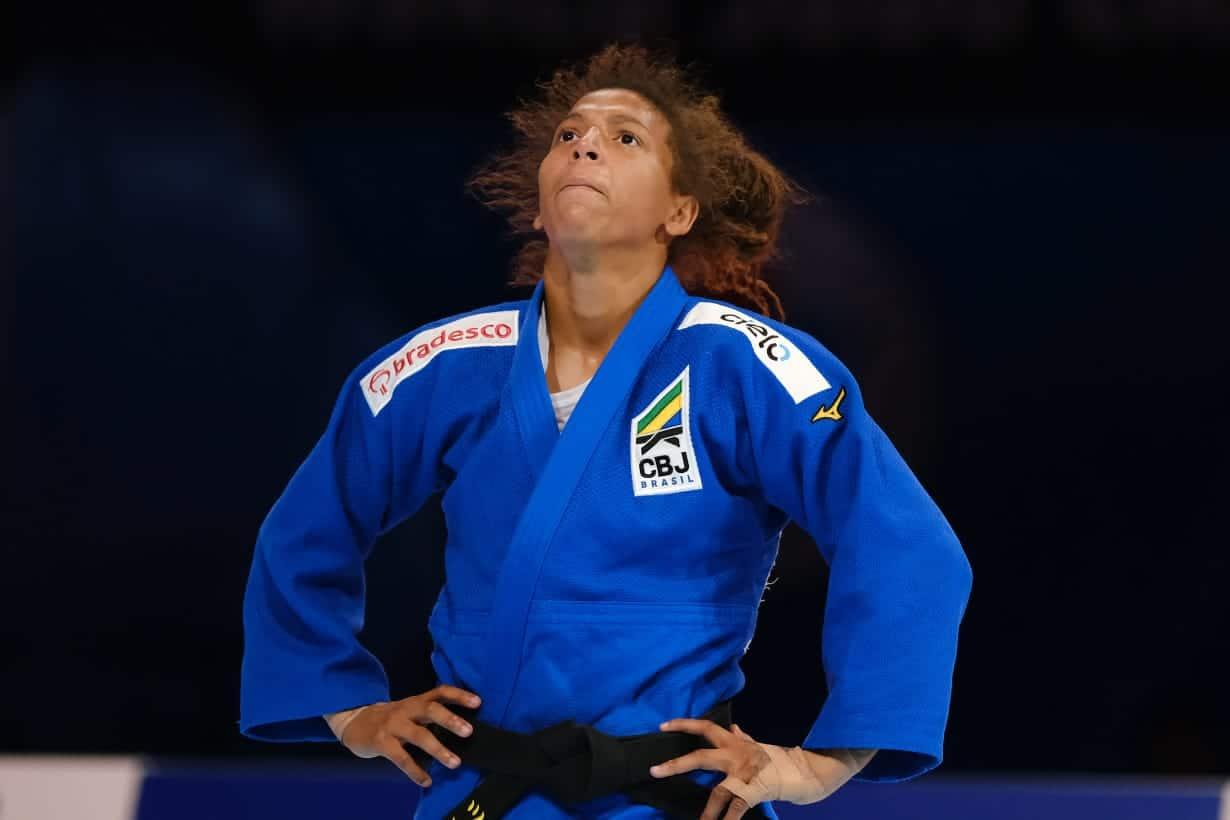 Rafaela Silva judô tóquio-2020 tóquio